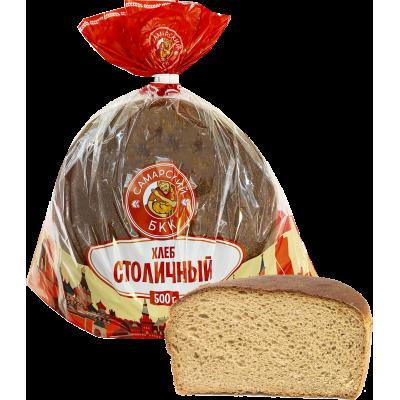 """Хлеб """"Столичный"""" формовой"""