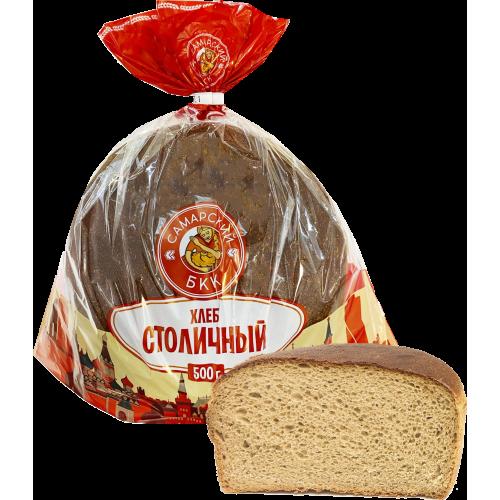 """Хлеб """"Столичный"""" формовой (неупакованный)"""