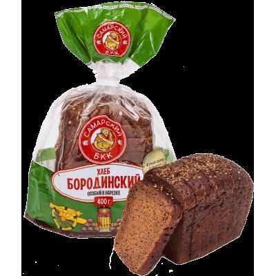 """Хлеб  """"Бородинский"""" особый в нарезке"""