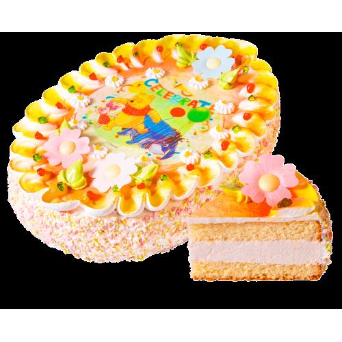 """Торт """"Веселые  картинки"""""""