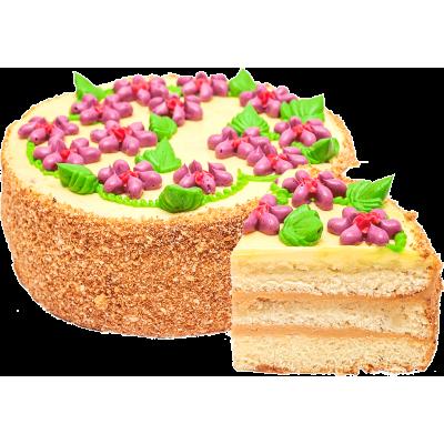 """Торт """"Ирисовый"""""""