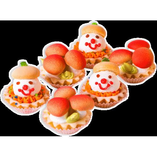 """Набор пирожных """"Грибочки"""""""