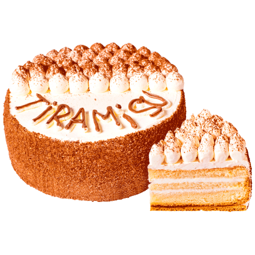"""Торт """"Шоколадный Тирамису"""""""