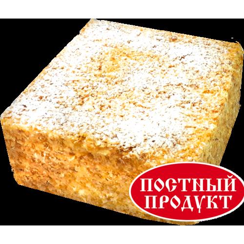 "Торт ""Сластена"" к посту"