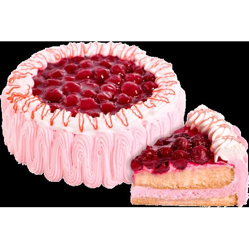 """Торт """"Йогуртовый Вишневый"""""""
