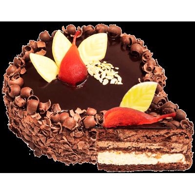 """Торт """"Шоколадная груша"""""""