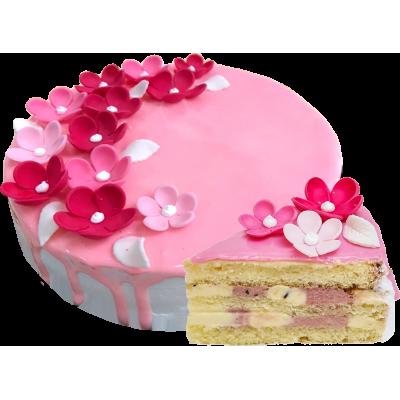 """Торт """"Малиновый"""""""