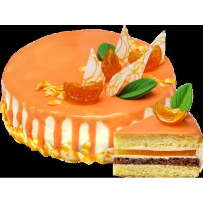 """Торт """"Апельсиновый фреш"""""""