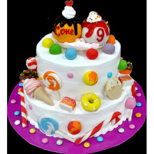 Детский торт 210