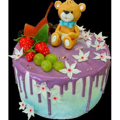 Детский торт 211 / Торт эксклюзивный по инд.заказу
