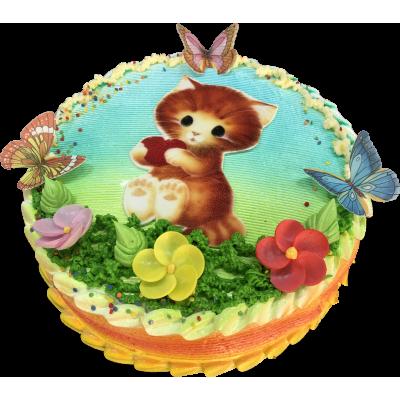 Детский торт 212 / Торт эксклюзивный