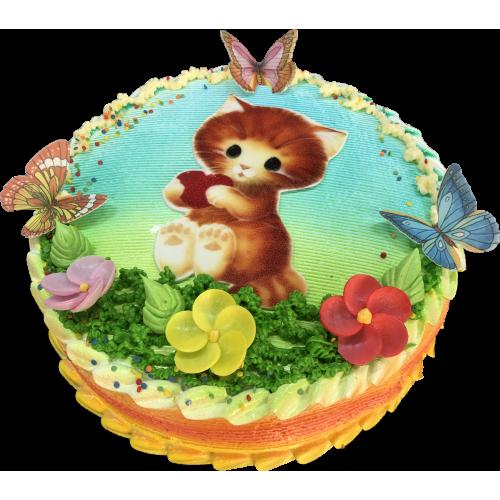 Детский торт 212