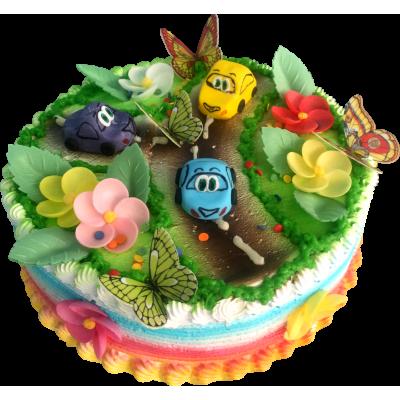 Детский торт 215 / Торт эксклюзивный