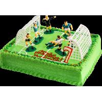 Детский торт 242 / Торт с индивидуальной отделкой