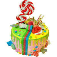 Детский торт 206 / Торт эксклюзивный