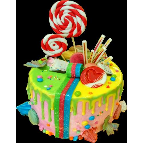 Детский торт 206