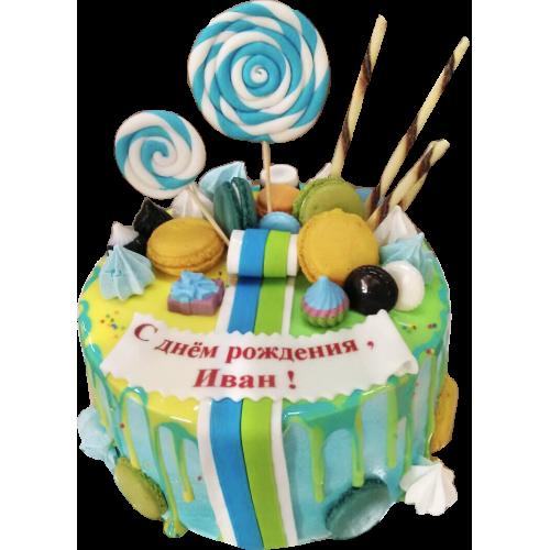Детский торт 207