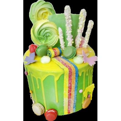 Детский торт 208 / Торт эксклюзивный