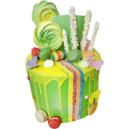 Детский торт 208