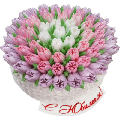 Праздничный торт 202 / Торт эксклюзивный