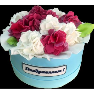 Праздничный торт 206 / Торт эксклюзивный по инд.заказу