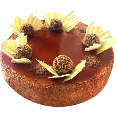 """Торт """"Карамельный"""" 1,3 кг"""