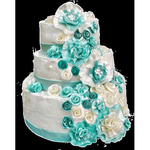 Свадебный торт 210