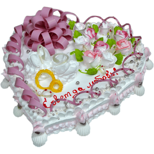Свадебный торт 213