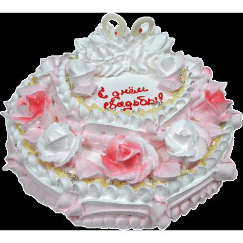Свадебный торт 215