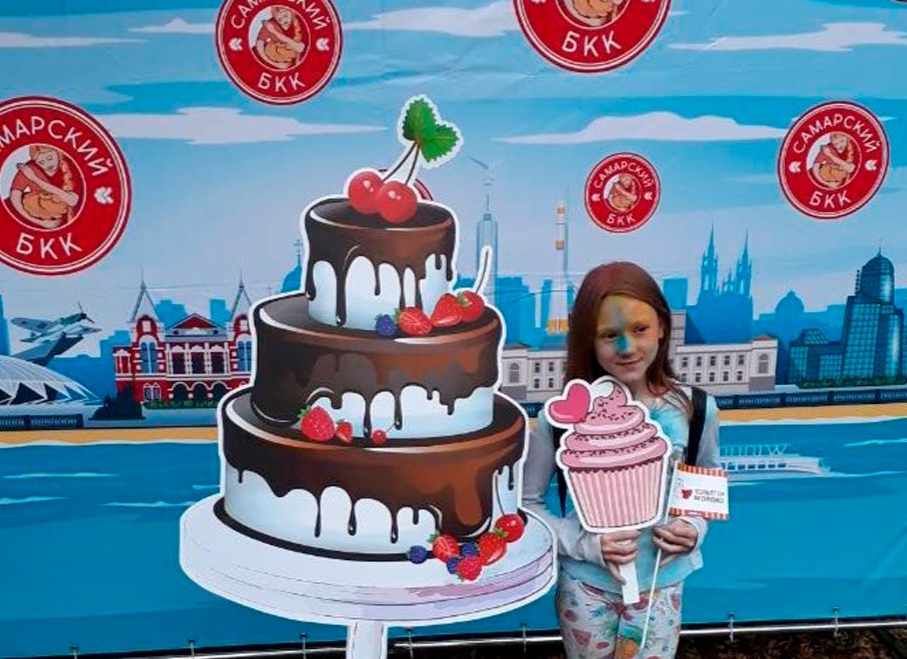 Участие в празднике в Тольятти ко дню молодежи