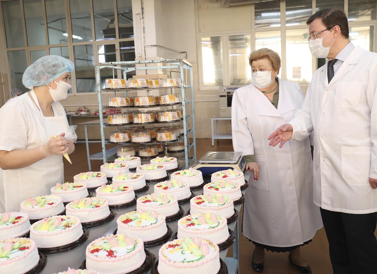 Губернатор Самарской области Дмитрий Азаров посетил Самарский БКК